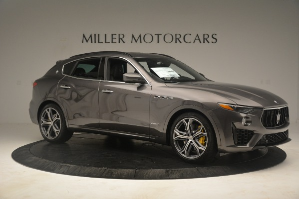 New 2020 Maserati Levante S Q4 GranSport for sale $101,585 at Alfa Romeo of Greenwich in Greenwich CT 06830 10