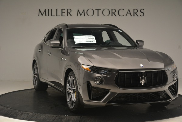 New 2020 Maserati Levante S Q4 GranSport for sale $101,585 at Alfa Romeo of Greenwich in Greenwich CT 06830 11