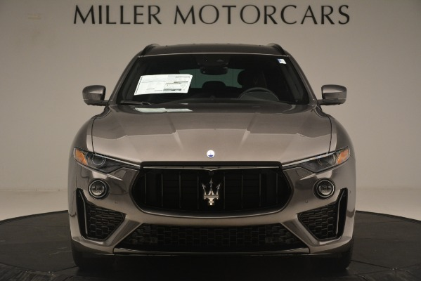 New 2020 Maserati Levante S Q4 GranSport for sale $101,585 at Alfa Romeo of Greenwich in Greenwich CT 06830 12