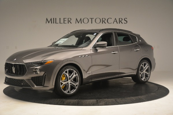 New 2020 Maserati Levante S Q4 GranSport for sale $101,585 at Alfa Romeo of Greenwich in Greenwich CT 06830 2