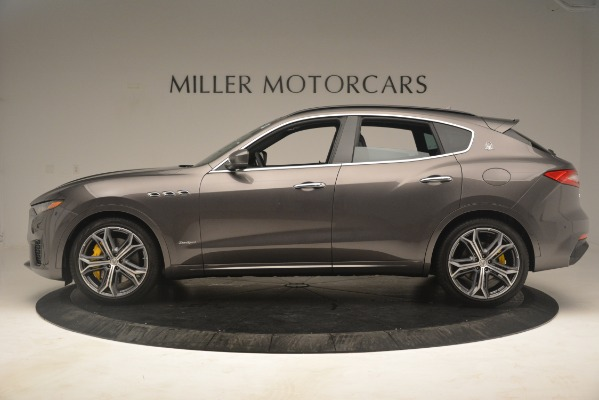 New 2020 Maserati Levante S Q4 GranSport for sale $101,585 at Alfa Romeo of Greenwich in Greenwich CT 06830 3