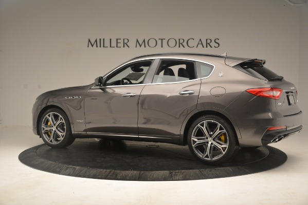New 2020 Maserati Levante S Q4 GranSport for sale $101,585 at Alfa Romeo of Greenwich in Greenwich CT 06830 4