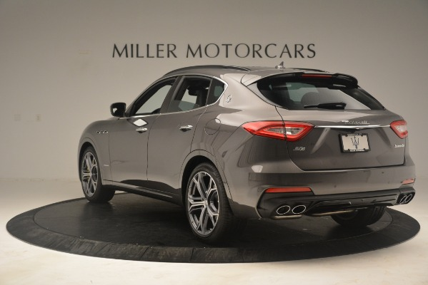 New 2020 Maserati Levante S Q4 GranSport for sale $101,585 at Alfa Romeo of Greenwich in Greenwich CT 06830 5