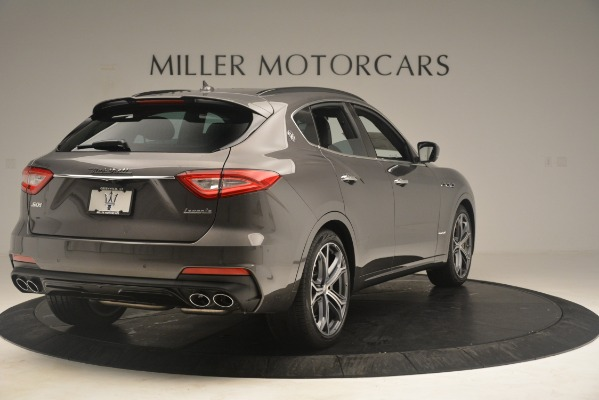 New 2020 Maserati Levante S Q4 GranSport for sale $101,585 at Alfa Romeo of Greenwich in Greenwich CT 06830 7