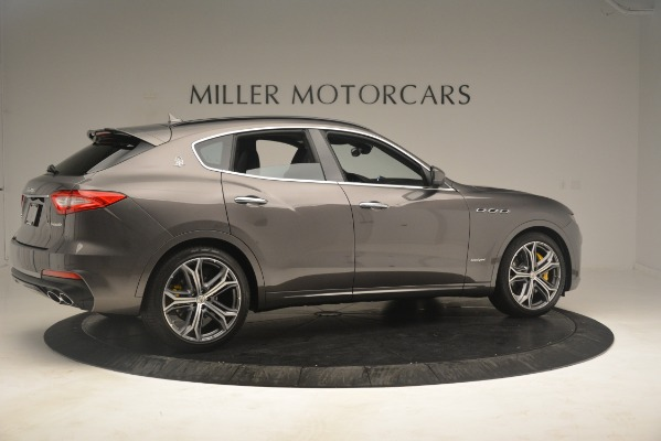 New 2020 Maserati Levante S Q4 GranSport for sale $101,585 at Alfa Romeo of Greenwich in Greenwich CT 06830 8