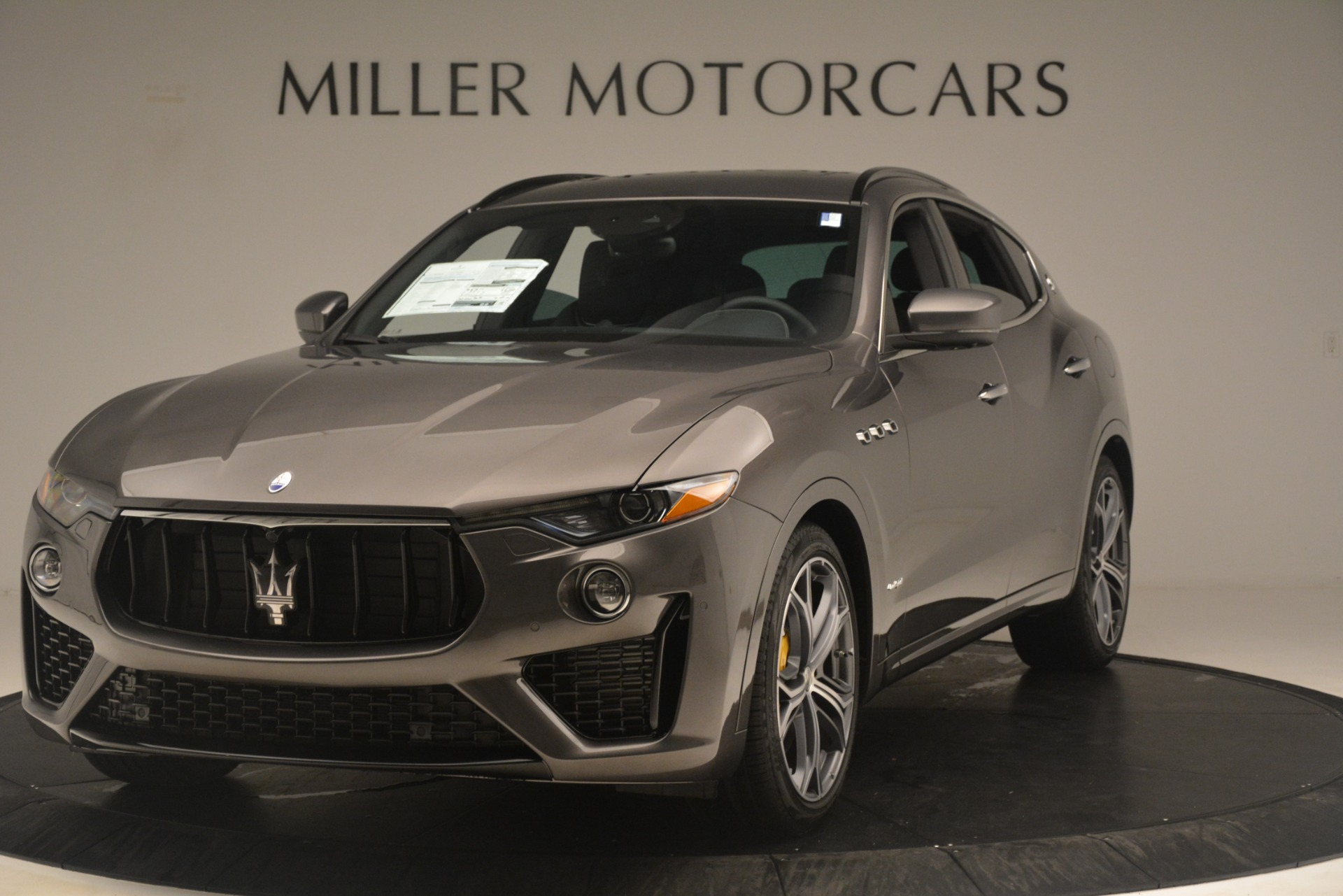 New 2020 Maserati Levante S Q4 GranSport for sale $101,585 at Alfa Romeo of Greenwich in Greenwich CT 06830 1