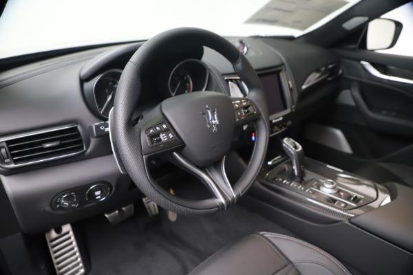 New 2020 Maserati Levante S Q4 GranSport for sale $106,585 at Alfa Romeo of Greenwich in Greenwich CT 06830 13