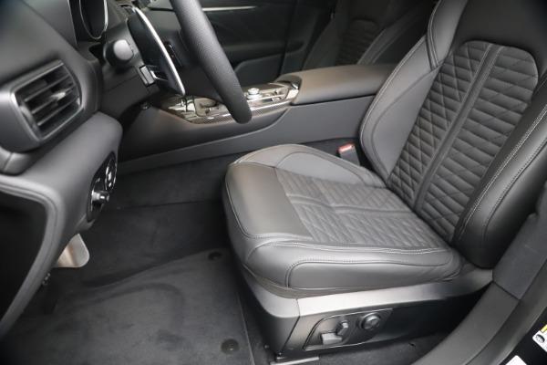 New 2020 Maserati Levante S Q4 GranSport for sale $106,585 at Alfa Romeo of Greenwich in Greenwich CT 06830 15