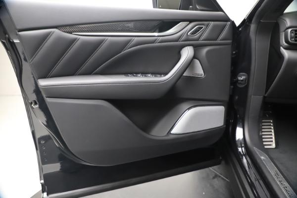 New 2020 Maserati Levante S Q4 GranSport for sale $106,585 at Alfa Romeo of Greenwich in Greenwich CT 06830 17