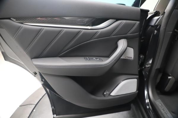New 2020 Maserati Levante S Q4 GranSport for sale $106,585 at Alfa Romeo of Greenwich in Greenwich CT 06830 21