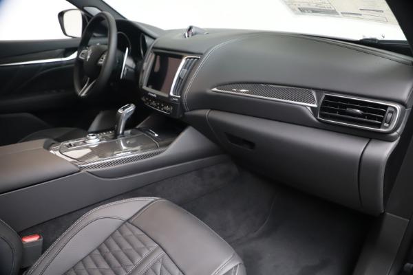 New 2020 Maserati Levante S Q4 GranSport for sale $106,585 at Alfa Romeo of Greenwich in Greenwich CT 06830 22