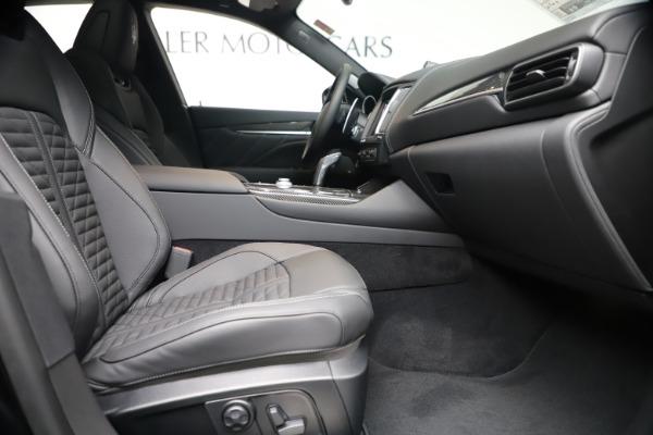 New 2020 Maserati Levante S Q4 GranSport for sale $106,585 at Alfa Romeo of Greenwich in Greenwich CT 06830 23