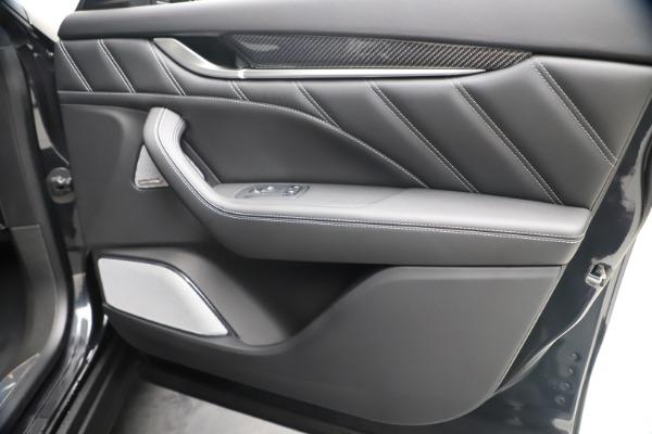 New 2020 Maserati Levante S Q4 GranSport for sale $106,585 at Alfa Romeo of Greenwich in Greenwich CT 06830 25