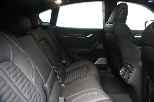 New 2020 Maserati Levante S Q4 GranSport for sale $106,585 at Alfa Romeo of Greenwich in Greenwich CT 06830 27