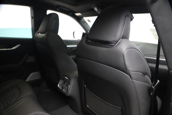 New 2020 Maserati Levante S Q4 GranSport for sale $106,585 at Alfa Romeo of Greenwich in Greenwich CT 06830 28