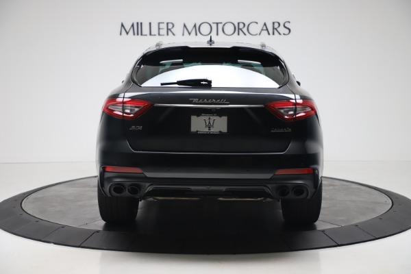 New 2020 Maserati Levante S Q4 GranSport for sale $106,585 at Alfa Romeo of Greenwich in Greenwich CT 06830 6
