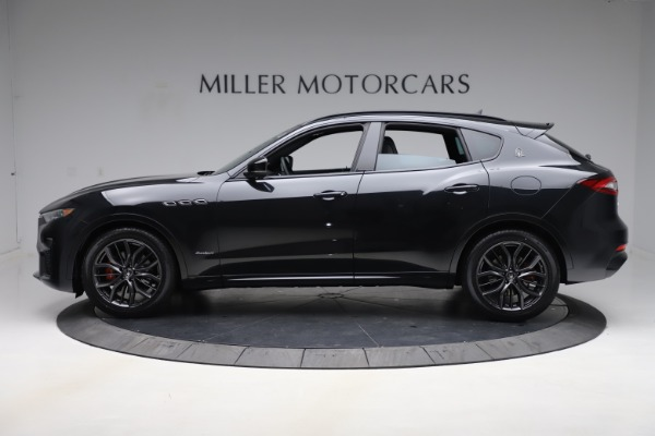 New 2020 Maserati Levante Q4 GranSport for sale $88,885 at Alfa Romeo of Greenwich in Greenwich CT 06830 3
