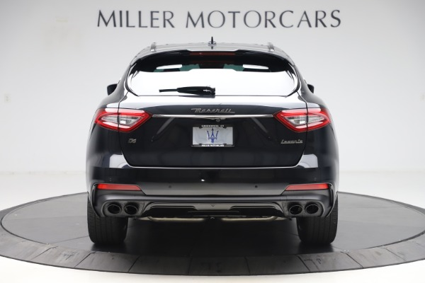 New 2020 Maserati Levante Q4 GranSport for sale $88,885 at Alfa Romeo of Greenwich in Greenwich CT 06830 6