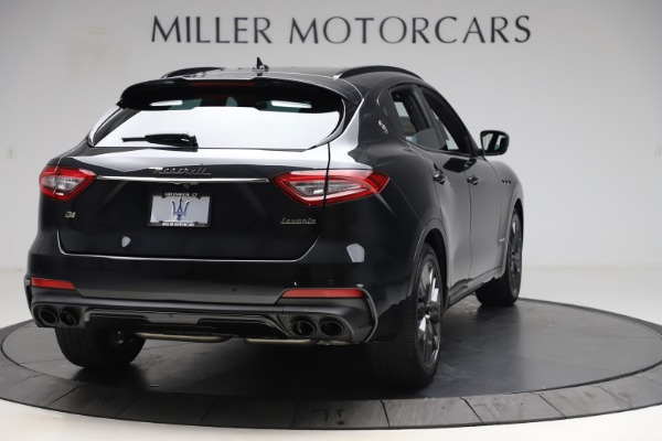New 2020 Maserati Levante Q4 GranSport for sale $88,885 at Alfa Romeo of Greenwich in Greenwich CT 06830 7