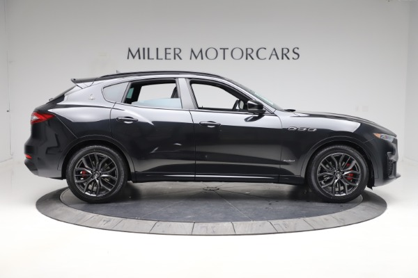New 2020 Maserati Levante Q4 GranSport for sale Sold at Alfa Romeo of Greenwich in Greenwich CT 06830 9