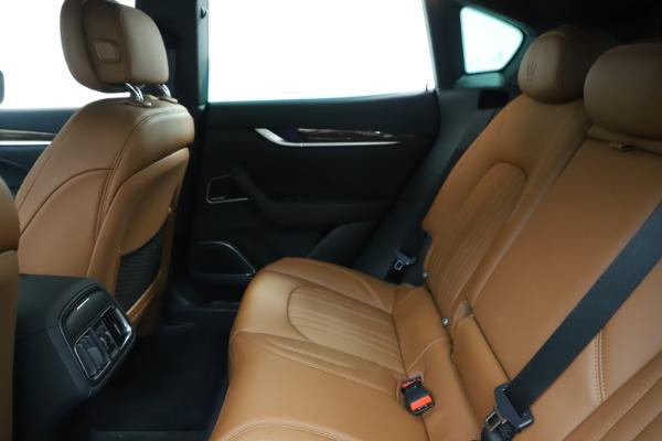 New 2020 Maserati Levante Q4 GranLusso for sale $86,935 at Alfa Romeo of Greenwich in Greenwich CT 06830 19