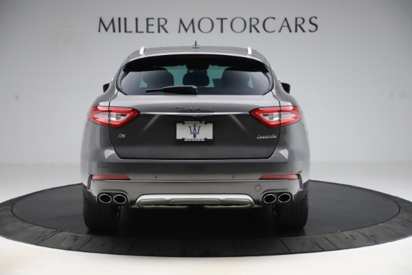 New 2020 Maserati Levante Q4 GranLusso for sale $86,935 at Alfa Romeo of Greenwich in Greenwich CT 06830 6