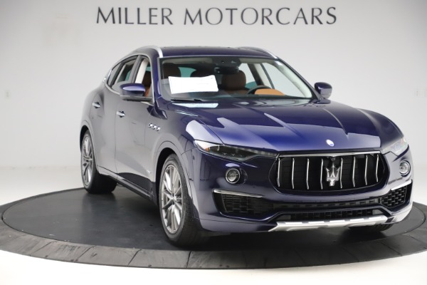 New 2020 Maserati Levante Q4 GranLusso for sale $87,335 at Alfa Romeo of Greenwich in Greenwich CT 06830 11