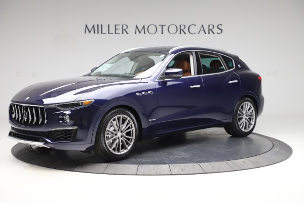 New 2020 Maserati Levante Q4 GranLusso for sale $87,335 at Alfa Romeo of Greenwich in Greenwich CT 06830 2