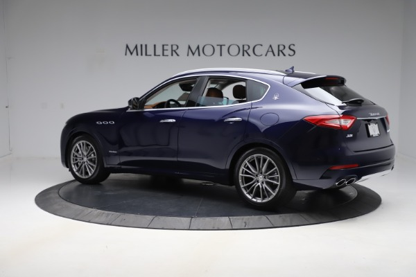 New 2020 Maserati Levante Q4 GranLusso for sale $87,335 at Alfa Romeo of Greenwich in Greenwich CT 06830 4