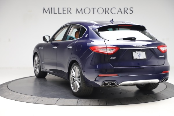 New 2020 Maserati Levante Q4 GranLusso for sale $87,335 at Alfa Romeo of Greenwich in Greenwich CT 06830 5