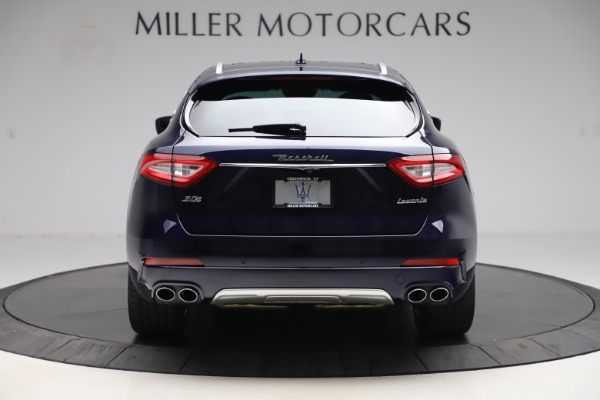 New 2020 Maserati Levante Q4 GranLusso for sale $87,335 at Alfa Romeo of Greenwich in Greenwich CT 06830 6