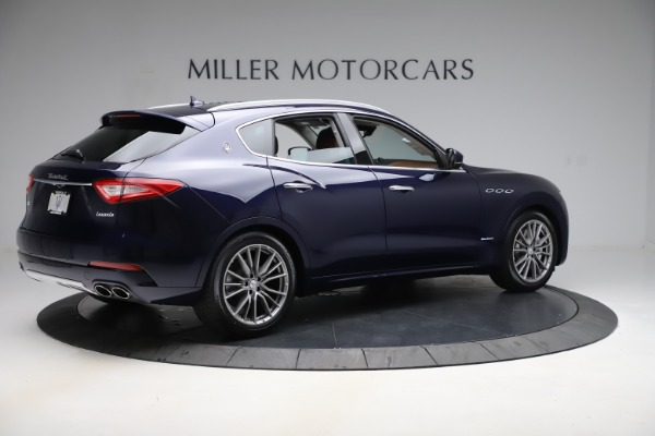 New 2020 Maserati Levante Q4 GranLusso for sale $87,335 at Alfa Romeo of Greenwich in Greenwich CT 06830 8