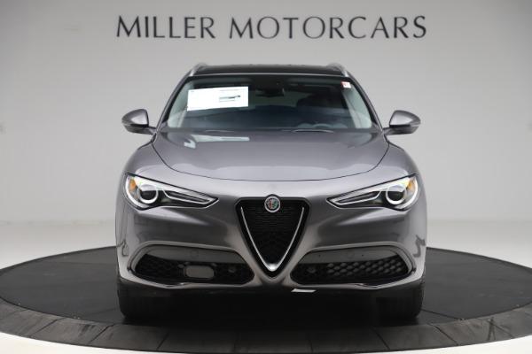 New 2019 Alfa Romeo Stelvio Ti Q4 for sale $51,090 at Alfa Romeo of Greenwich in Greenwich CT 06830 12