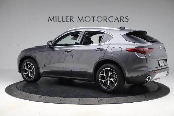 New 2019 Alfa Romeo Stelvio Ti Q4 for sale $51,090 at Alfa Romeo of Greenwich in Greenwich CT 06830 4