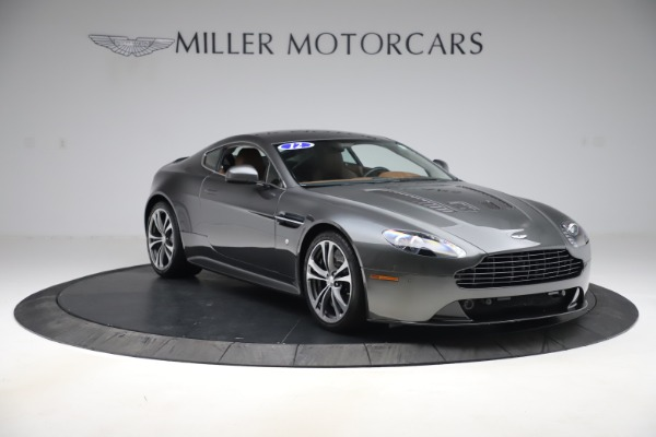 Used 2012 Aston Martin V12 Vantage Coupe for sale $115,900 at Alfa Romeo of Greenwich in Greenwich CT 06830 10