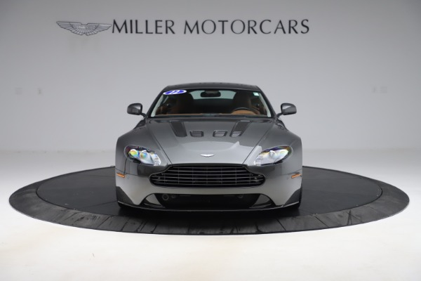 Used 2012 Aston Martin V12 Vantage Coupe for sale $115,900 at Alfa Romeo of Greenwich in Greenwich CT 06830 11