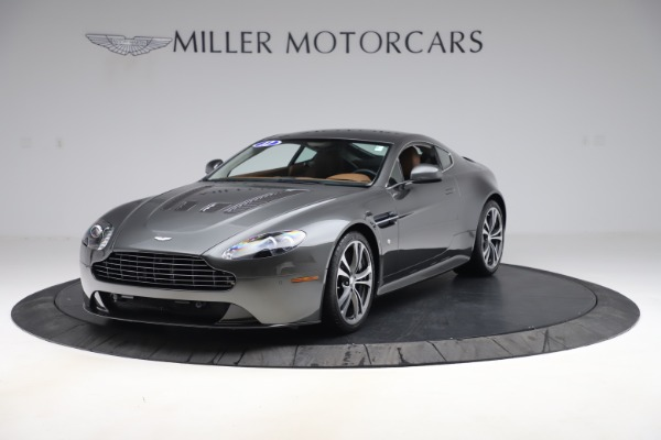 Used 2012 Aston Martin V12 Vantage Coupe for sale $115,900 at Alfa Romeo of Greenwich in Greenwich CT 06830 12