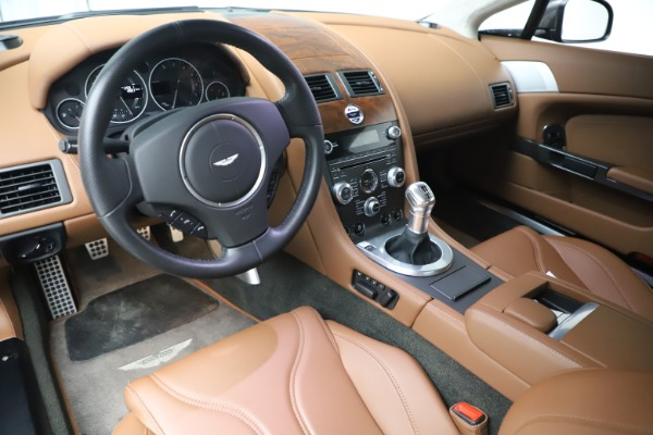 Used 2012 Aston Martin V12 Vantage Coupe for sale $115,900 at Alfa Romeo of Greenwich in Greenwich CT 06830 14