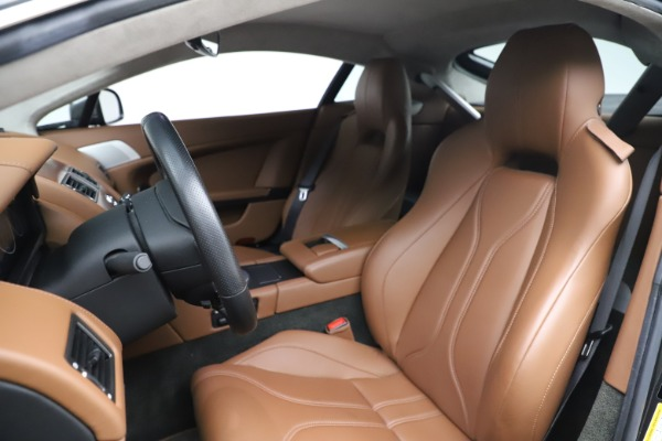 Used 2012 Aston Martin V12 Vantage Coupe for sale $115,900 at Alfa Romeo of Greenwich in Greenwich CT 06830 15