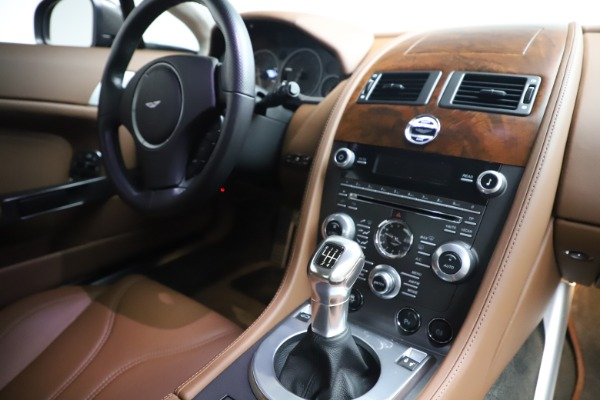 Used 2012 Aston Martin V12 Vantage Coupe for sale $115,900 at Alfa Romeo of Greenwich in Greenwich CT 06830 17