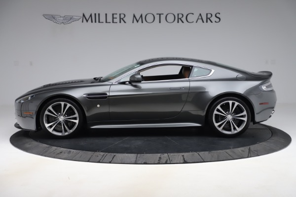 Used 2012 Aston Martin V12 Vantage Coupe for sale $115,900 at Alfa Romeo of Greenwich in Greenwich CT 06830 2