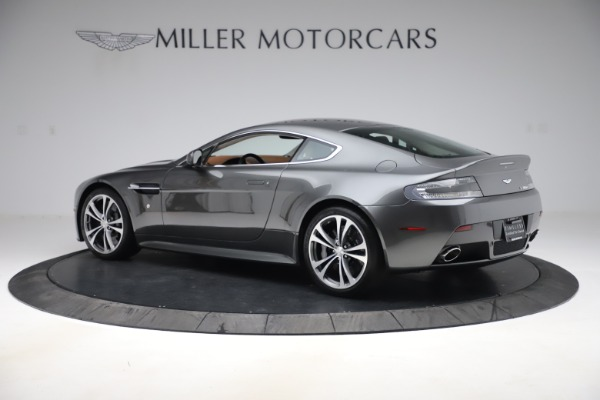 Used 2012 Aston Martin V12 Vantage Coupe for sale $115,900 at Alfa Romeo of Greenwich in Greenwich CT 06830 3