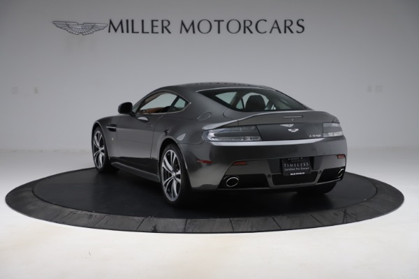 Used 2012 Aston Martin V12 Vantage Coupe for sale $115,900 at Alfa Romeo of Greenwich in Greenwich CT 06830 4
