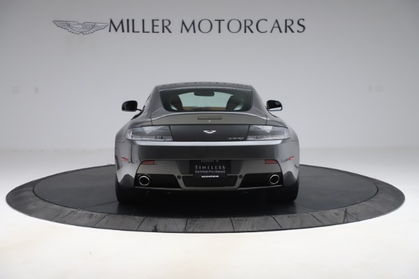 Used 2012 Aston Martin V12 Vantage Coupe for sale $115,900 at Alfa Romeo of Greenwich in Greenwich CT 06830 5