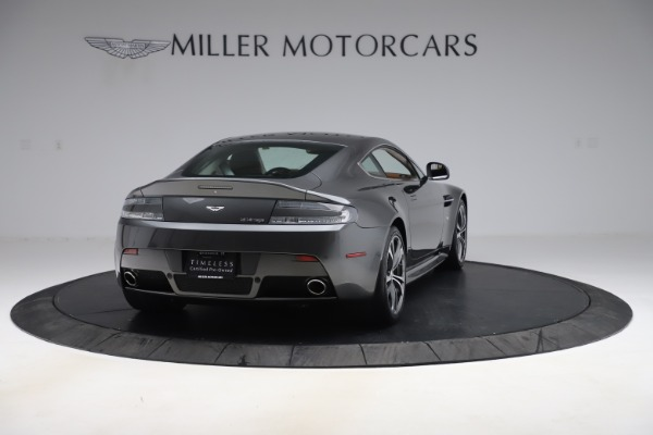 Used 2012 Aston Martin V12 Vantage Coupe for sale $115,900 at Alfa Romeo of Greenwich in Greenwich CT 06830 6
