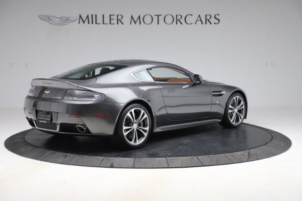 Used 2012 Aston Martin V12 Vantage Coupe for sale $115,900 at Alfa Romeo of Greenwich in Greenwich CT 06830 7