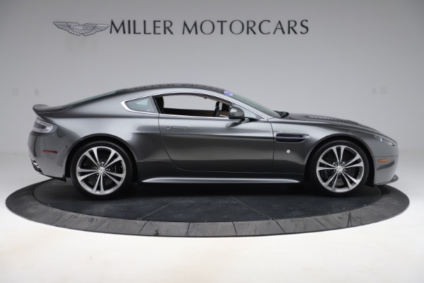Used 2012 Aston Martin V12 Vantage Coupe for sale $115,900 at Alfa Romeo of Greenwich in Greenwich CT 06830 8