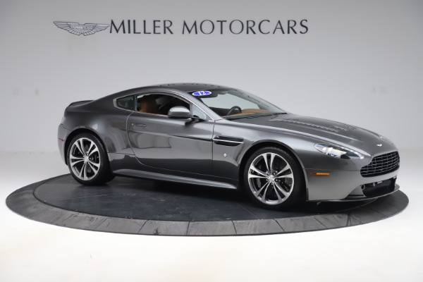 Used 2012 Aston Martin V12 Vantage Coupe for sale $115,900 at Alfa Romeo of Greenwich in Greenwich CT 06830 9