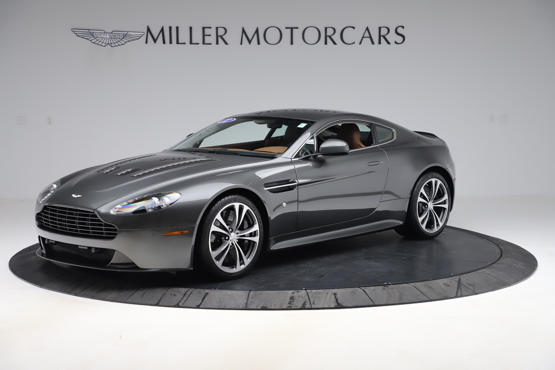 Used 2012 Aston Martin V12 Vantage Coupe for sale $115,900 at Alfa Romeo of Greenwich in Greenwich CT 06830 1