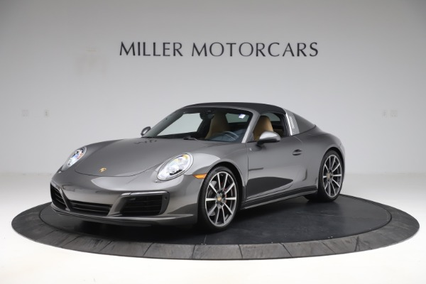 Used 2017 Porsche 911 Targa 4S for sale Sold at Alfa Romeo of Greenwich in Greenwich CT 06830 12